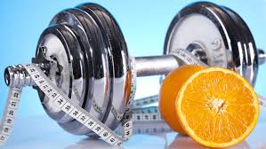 Weights Orange