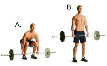 deadlift exercises