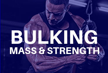Bodybuilding Supplements for Mass & Strength Bulking Cycles