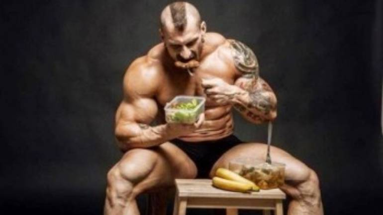 Are You Eating Enough to Gain Muscle?