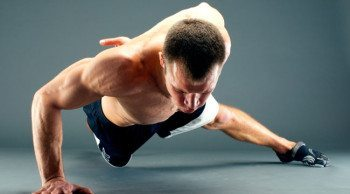 isometric pushups