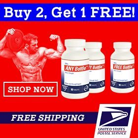 Buy 2, Get 1 FREE Bodybuilding Supplements