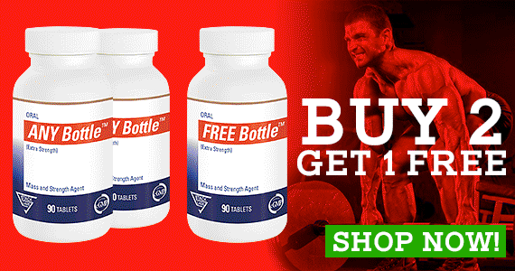 Stack Labs Bodybuilding Supplements Buy 2 Get 1 FREE
